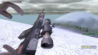 """Удержжать высоту 776. Миссия """"Рота"""". Operation Flashpoint Co-op."""