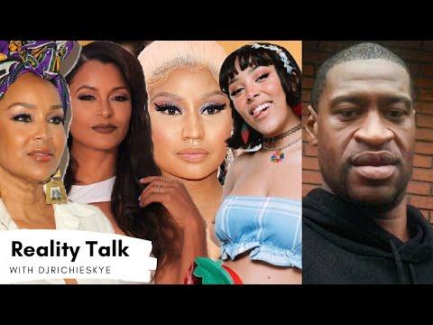Justice For George Floyd, CLAUDIA Jordan Vs Nicki Minaj Update & Doja Cat's Weird Apology