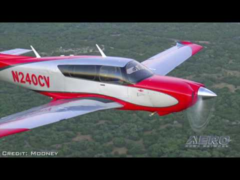 Aero-TV: Mooney In Transition - Mooney's Vivek Saxena
