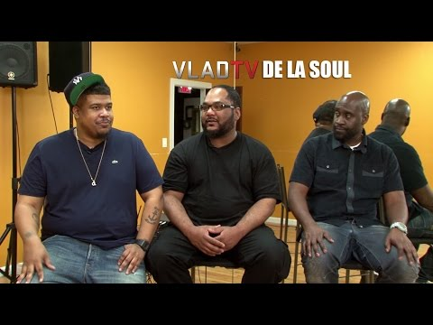 De La Soul Talk Formation of Group and Bringing Balance to Rap