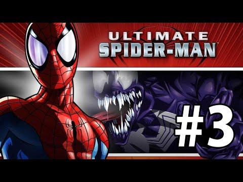 Ultimate Spider-Man - PC Walkthrough Gameplay Part 3 - Rinocerul mecanic (în română)
