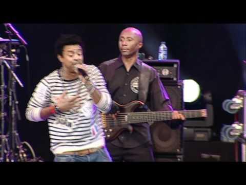 Shaggy - Sugarcane - Festival Afrique-Carib 2012