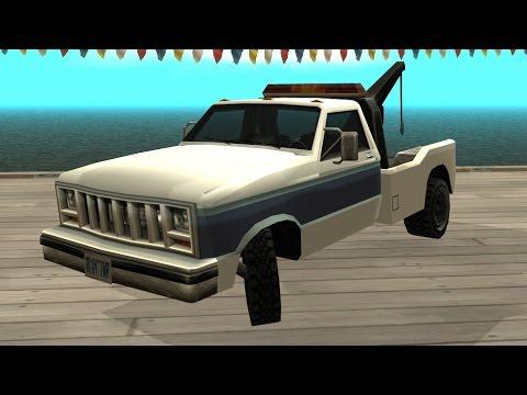 GTA San Andreas - Towtruck