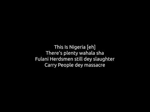 Falz - This is Nigeria Lyrics