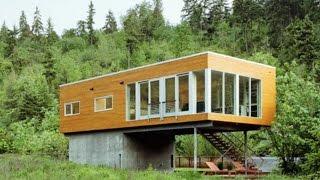 29+ Prefab Cabins / Interior Design