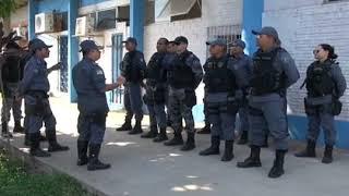 Comandante do 19°BPM fala sobre as ações da Polícia Militar para combater assaltos em Pedreiras-MA.