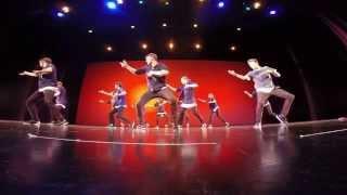Kimberlite - THE BEST ON 2015 (front row) | choreography Gorbunov Nikita and Gavrilets Lyuba