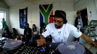 J Rocc Boiler Room London DJ Set
