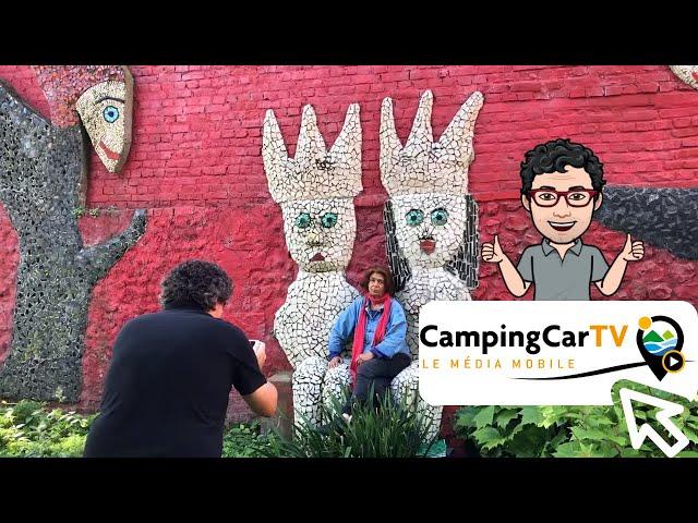 JT en Camping-Car N°95 - Honfleur
