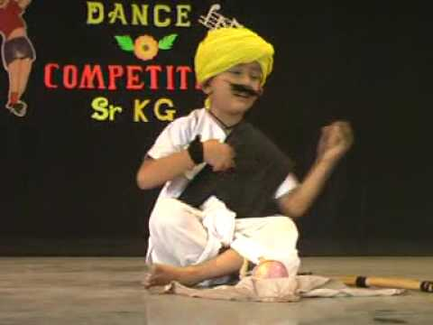 Marathi Hit Song Kathi Ni Ghongad - By Sahil Navale