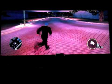 GC: Part 1 of Saints Row 3 all glitches and hidden places