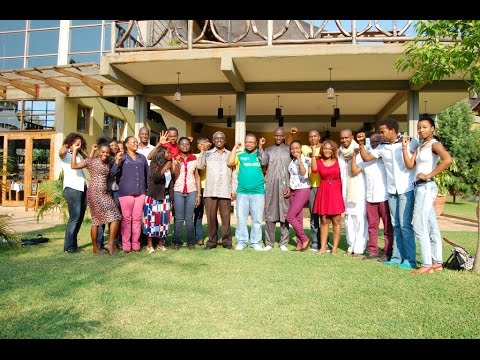 ITUC AFRICA YOUTH CAMP 2014