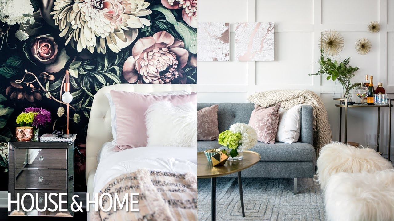 House Tour: How To Live Beautifully In 500 Square Feet
