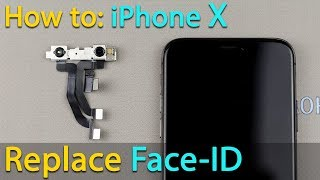 iPhone X FaceID or Front Camera Replacement