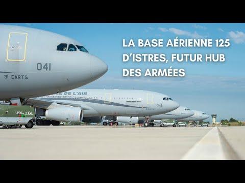 Montée en puissance de l'A330 Phénix sur la base aérienne d'Istres, futur hub des armées