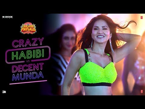 Crazy Habibi Vs Decent Munda Video Song - Arjun Patiala
