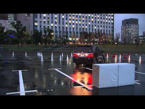 2014 Toyota Safety Seminar: B-Roll Footage