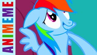Repeat youtube video ANIMEME 3 - RAINBOW DASH CLOPPING