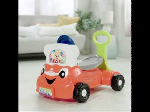 Fisher-Price - Laugh And Learn 3-in-1 Smart Car | Toys R Us Canada