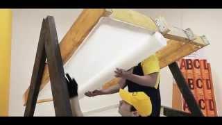 видео Пароизоляция и ветроизоляция