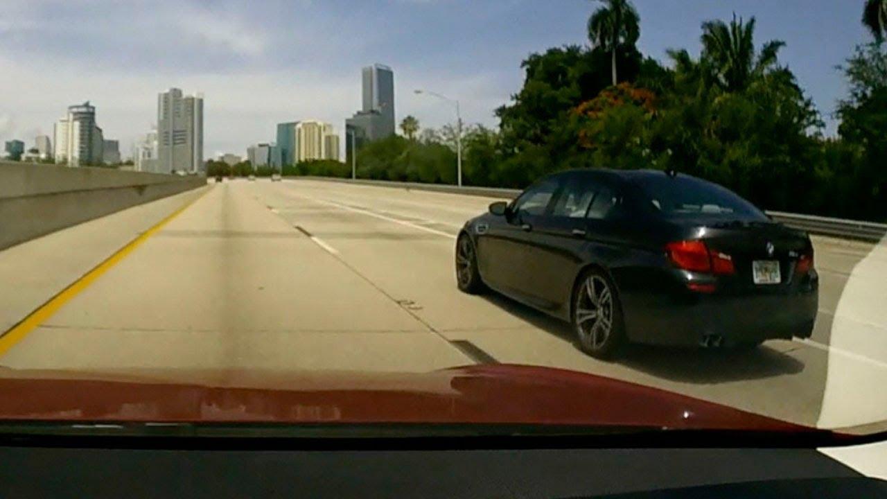 2013 Tesla Model S Performance vs 2013 BMW M5 Twin Turbo ...