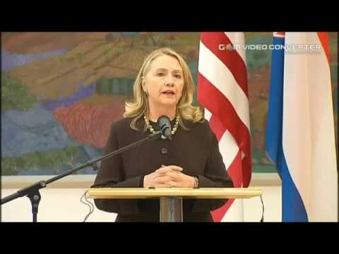 Secretary Clinton on first visit to Croatia on Wednesday