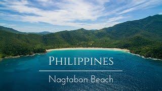 Best Beach In Puerto Princessa Nagtabon Beach Palawan   Vlog 38