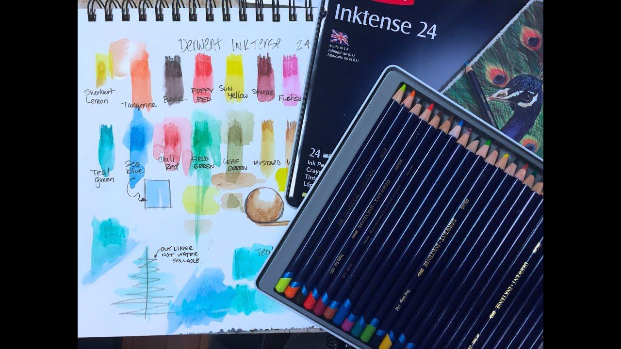 Amazon.com: Derwent Pastels, Drawing / Art Supplies, Inktense Ink ...