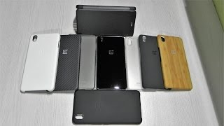 All OnePlus X Official Cases