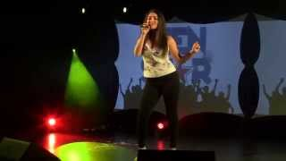 SUPERSTITION – STEVIE WONDER performed by LUCY MOORE at TeenStar singing contest