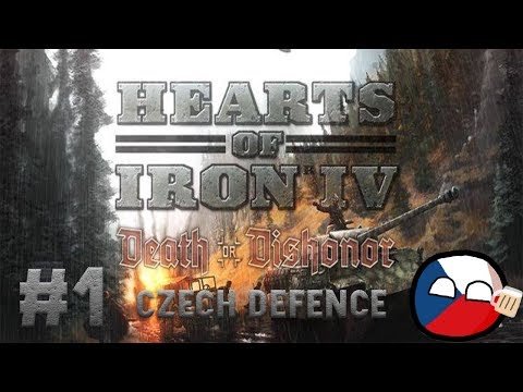Hearts of Iron 4: Death or Dishonor | Czech Defense #1