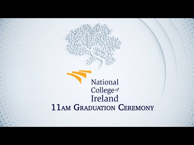 Virtual Graduation - 11am - 26th November 2020