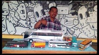 Gambar cover Pak SH penjual miniatur bus - online