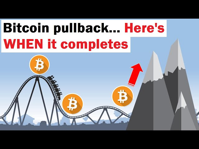 Here's When Bitcoin's Pullback Will Likely Complete (before it rallies)
