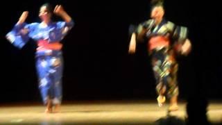 Banzai 2013. Japanese Girls Performance ^^