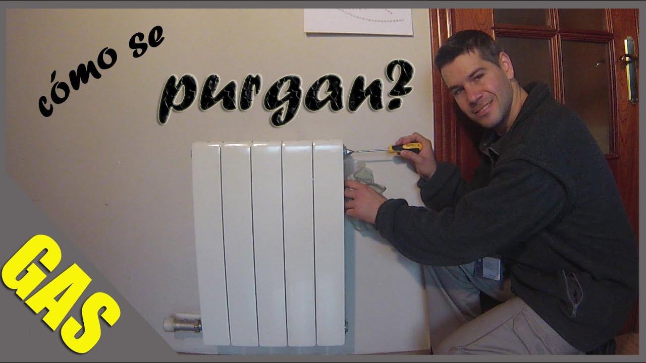 Como purgar la calefaccion doovi for Como purgar radiadores de calefaccion