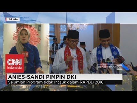 Anies-Sandi Pimpin DKI - Noor Aspasia, Live Report