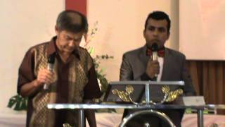 Message of Salvation in Pattaya Church, Thailand Part 1