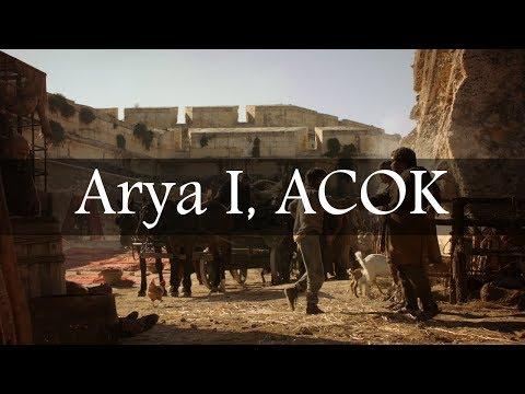 Game Of Thrones Abridged #75: Arya I, ACOK