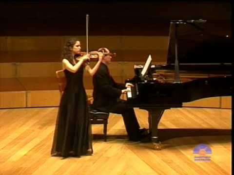 Alma Olite and Vadim Gladkov play Falla (Nana and Polo)