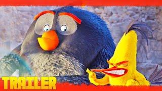 Angry Birds 2 La Película (2019) Tráiler Final Oficial Español