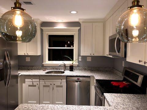 Complete Kitchen Remodel V.10 – Upper Cabinets