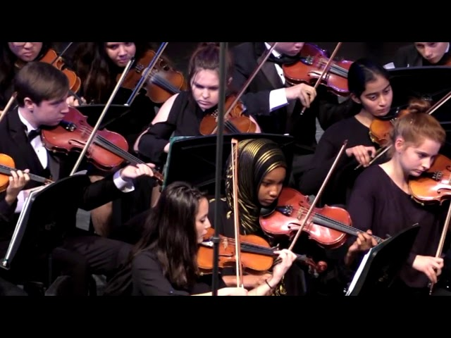 05 DHS Chamber Orchestra Three Dances from The Nutcracker, Op  71 Tcjaikovsky
