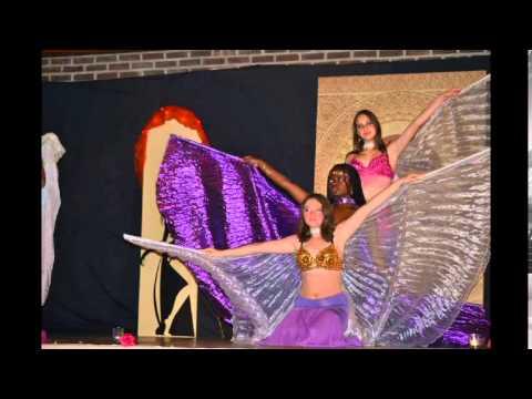 gala Opale Orient danse orientale