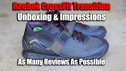 4181c1729cc4 Reebok CrossFit Transition Covert Unboxing   First Impressions - Best CrossFit  Shoes - Duration  5 15.