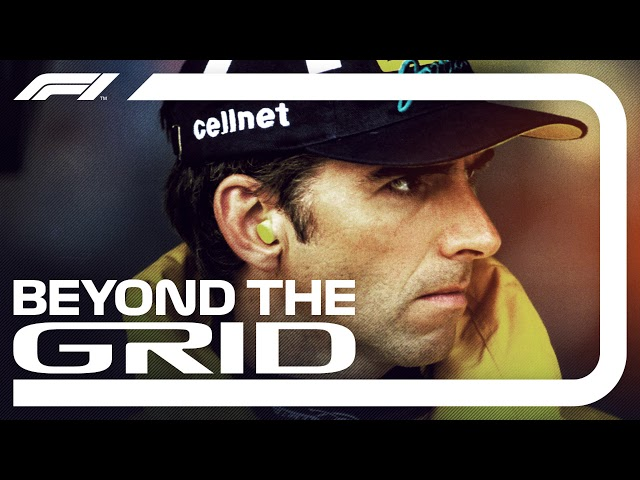 Damon Hill Interview | Beyond The Grid | Official F1 Podcast