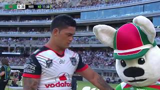 NRL Match Report: South Sydney Rabbitohs v Warriors - Round 1