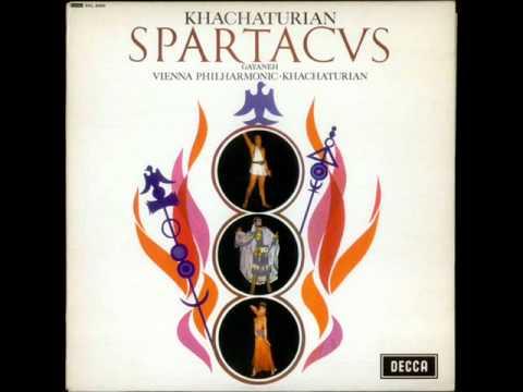 Aram Khachaturian - Spartacus - Adagio