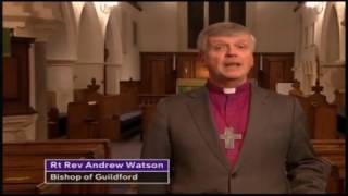 Bishop of Guildford 'suffered excruciating abuse'   BBC News thumbnail