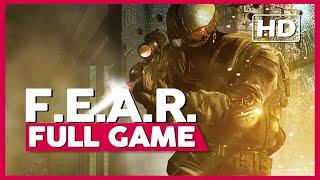 F.E.A.R 1 | PC 60ᶠᵖˢ | Full Gameplay/Playthrough | No Commentary